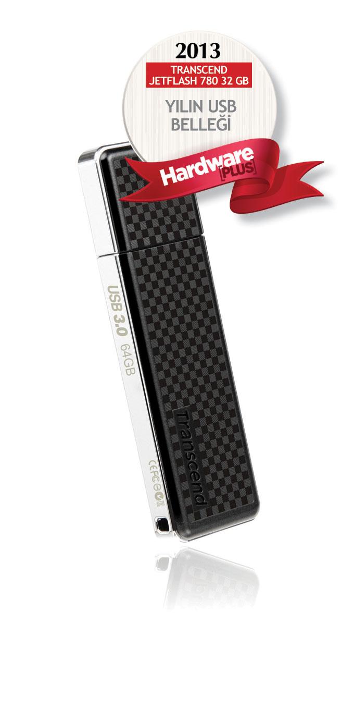 Hardwareplus-2013-un-en-iyi-USB-belleği-Transcend-JetFlash-780-32-GB
