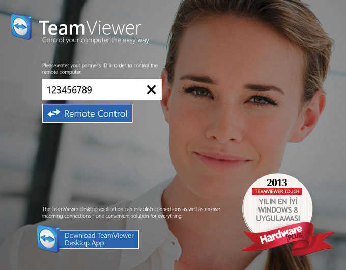 Hardwareplus-2013-un-en-iyi-WIndows-8-uygulaması-Teamviewer-Touch