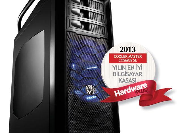 2013'ün en iyi bilgisayar kasası: COOLER MASTER Cosmos SE