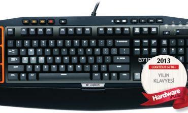 2013'ün en iyi klavyesi: Logitech G710+