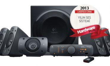2013'ün en iyi ses sistemi: Logitech Z906