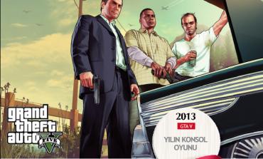 2013'ün en iyi konsol oyunu: GTA V