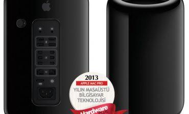 2013'ün en iyi masaüstü bilgisayar teknolojisi: Apple Mac Pro
