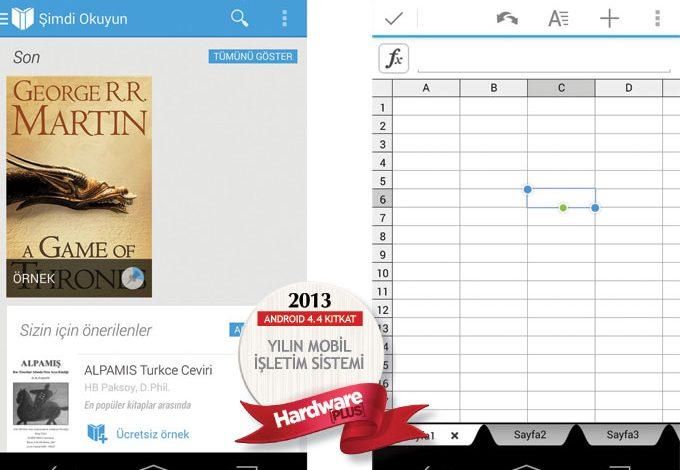 2013'ün en iyi mobil işletim sistemi: Android 4.4 KitKat