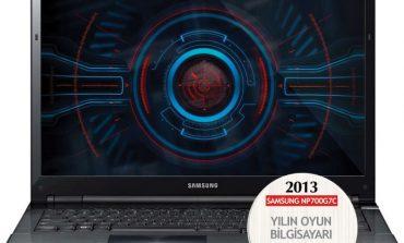 2013'ün en iyi oyun bilgisayarı: SAMSUNG NP700G7C