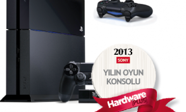 2013'ün en iyi oyun konsolu: Sony PS4