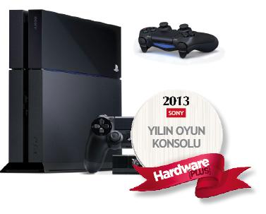 Hardwareplus 2013 un oyun konsolu Sony