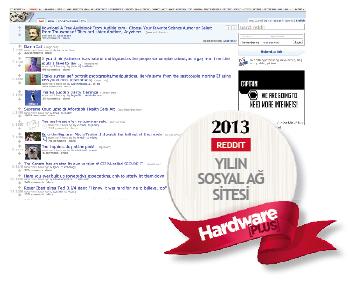 2013'ün en iyi sosyal ağ sitesi: Reddit