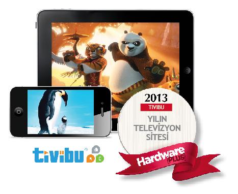 2013'ün en iyi televizyon sitesi: Tivibu