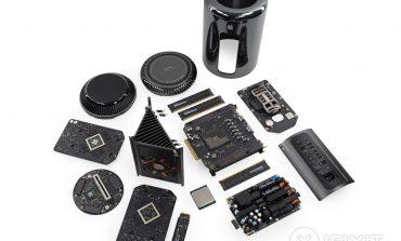 Yeni Mac Pro'nun iFixit raporu yayınlandı