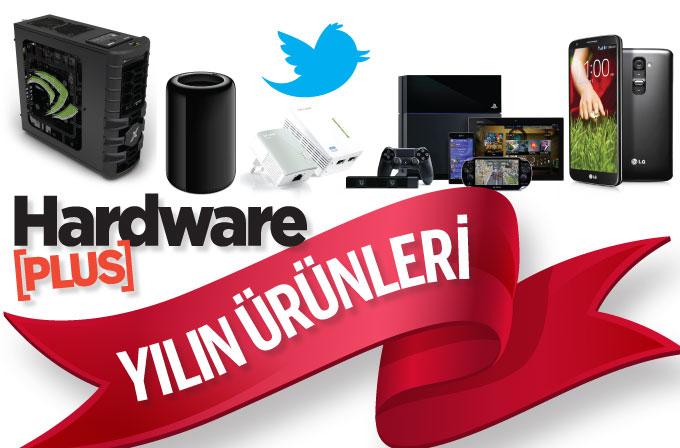 Hardware Plus 2013'ün en iyilerini seçti