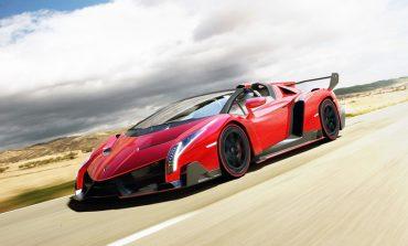 Lamborghini Veneno Roadster otomobili için Monster Audio ile anlaştı