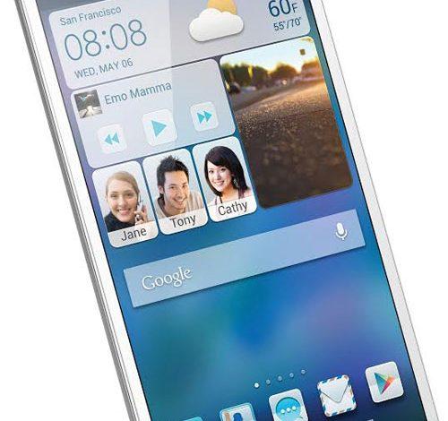 Huawei Ascend Mate 2 lanse edildi