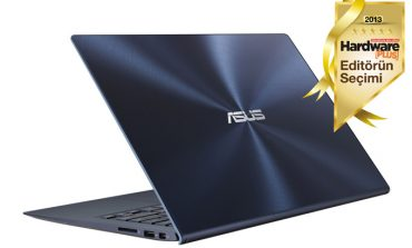 ASUS ZENBOOK UX301 video inceleme
