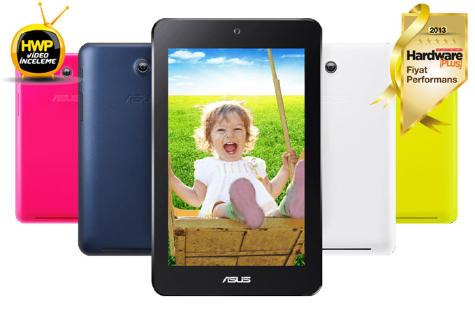 Video inceleme: Asus MeMO Pad HD 7