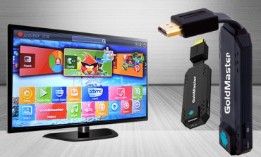 TV'nizi akıllı televizyona dönüştüren aparat: GoldMaster SmartStick