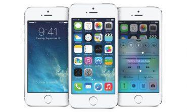 Sıradaki iOS 7 güncellemesi resetlenme bug'ını çözecek