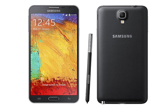 Samsung bütçe dostu phabletini duyurdu: Galaxy Note 3 Neo