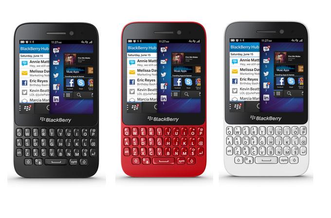 Blackberry, QWERTY klavyesinden vazgeçmiyor