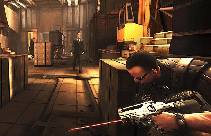 Deus Ex: The Fall, Android'e geldi