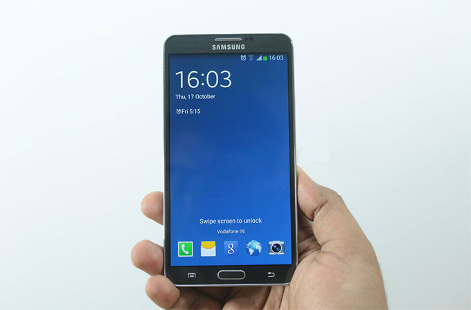 Galaxy Note 3 Lite ilk kez görüntülendi