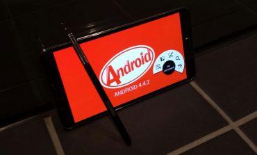 Galaxy Note 3'e Android 4.4 KitKat güncellemesi sunuluyor