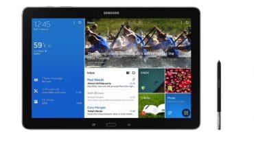 Samsung 12.2 inçlik Galaxy Note Pro modelini tanıttı