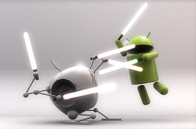 Araştırma: iOS kullanıcıları Android'e oranla uygulamalara daha çok para harcıyor