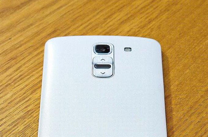 LG G Pro 2, kendini gösterdi