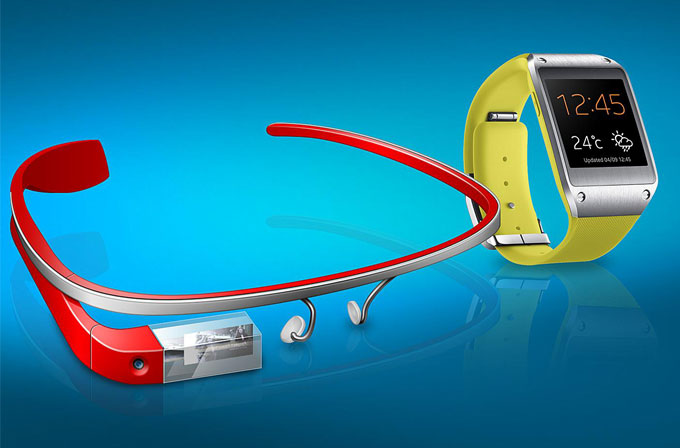 Samsung'tan Google Glass'a rakip geliyor!