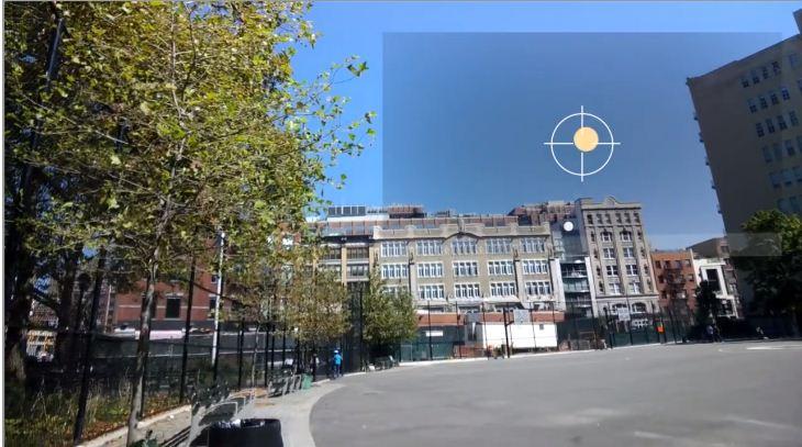 Google Glass'ın ilk mini oyunları sunuldu