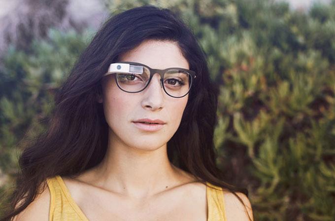 Google Glass'ın numaralı gözlük tasarımları duyuruldu!
