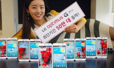 LG G Pro 2'nin resmi tanıtım tarihi belli oldu