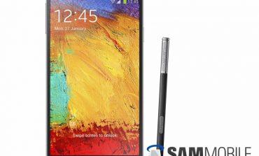 Samsung Galaxy Note 3 Neo'nun basın görselleri sızdı
