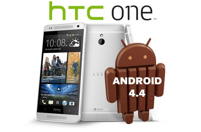 HTC One'a Android KitKat Sürprizi