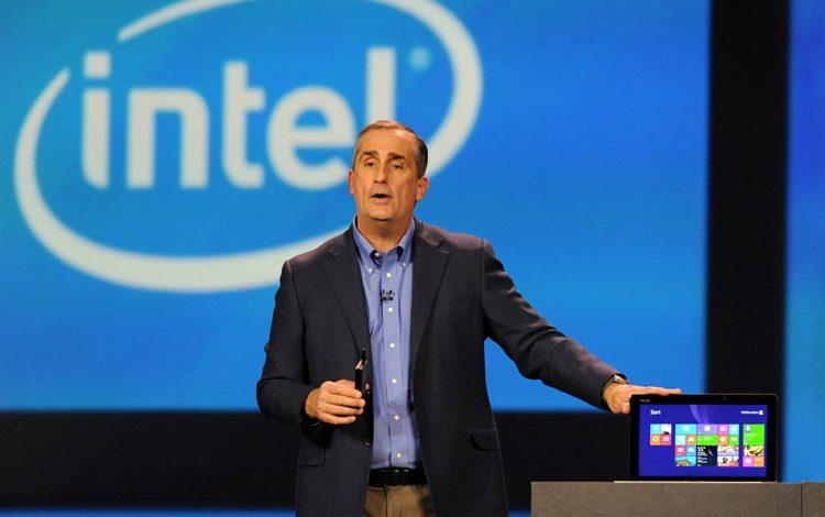 Intel CEO'su Brian Krzanich CES'te yeni giyilebilir teknolojileri ve stratejik işbirliklerini açıkladı