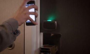 Akıllı telefonunuzu otel odanızın anahtarı olarak kullanın