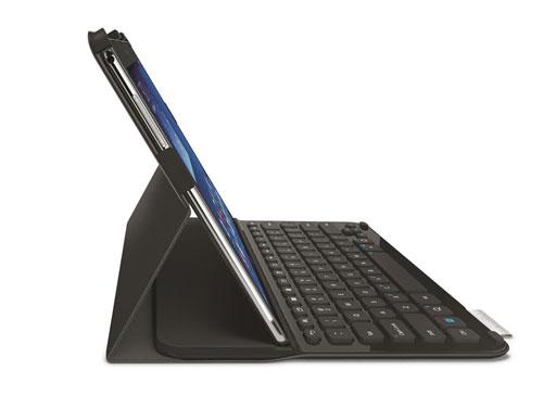 Samsung'un yeni tabletlerine Logitech'ten klavyeli kılıf: Logitech Pro