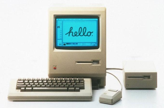 Apple, Mac'in 30. yılını kutluyor!