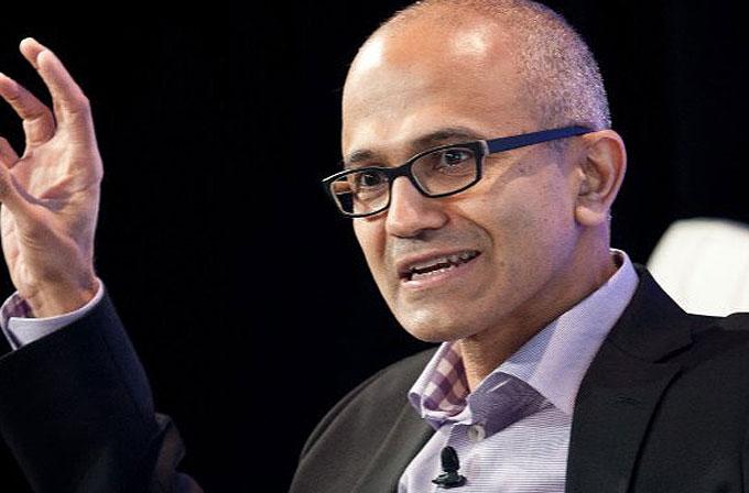 "Bloomberg: ""Microsoft'un yeni CEO'su Satya Nadella olacak"""