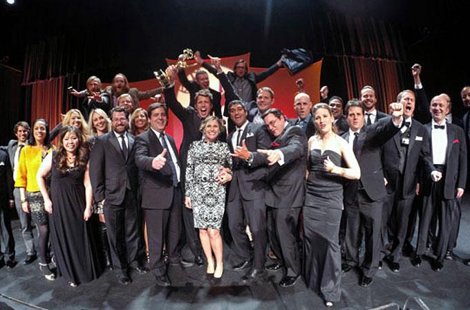 GoPro, film ve TV sektörüne katkılarından dolayı Emmy ödülü aldı