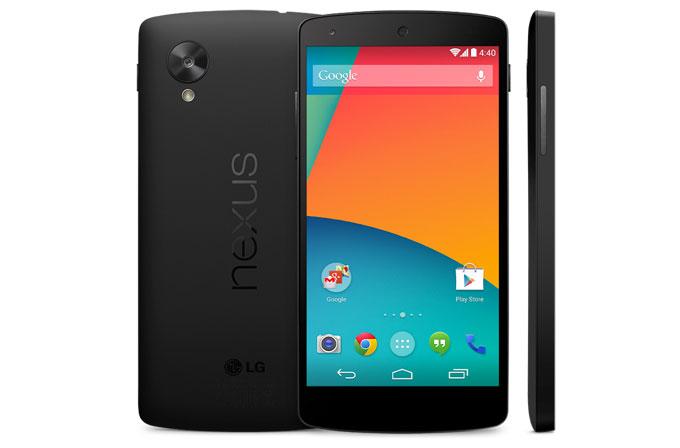 LG'nin yeni Nexus 5'i LG G4 ile alakasız bir telefon olacak