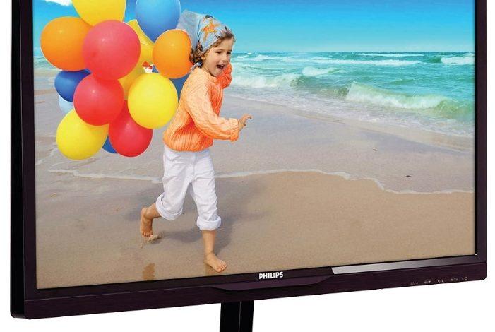 Philips'ten MVA teknolojili 28 inç LCD ekran