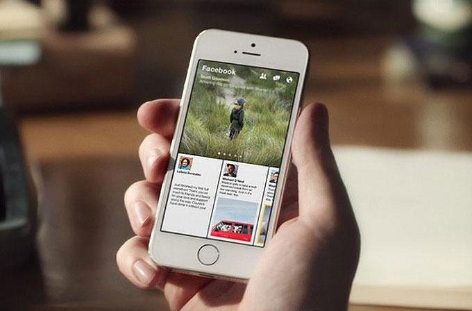 Facebook, yeni iPhone uygulaması Paper'ı tanıttı!