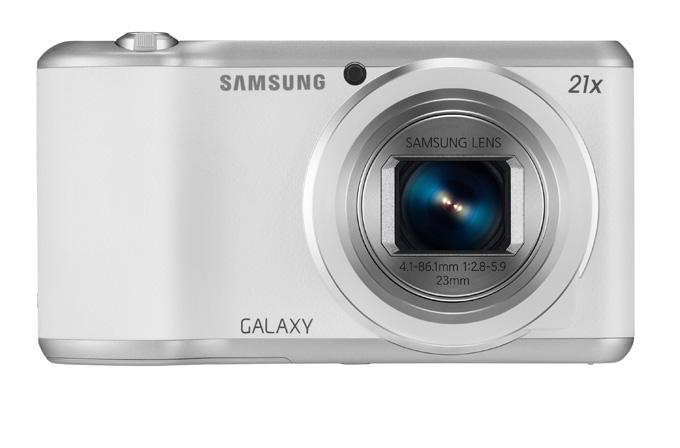 Samsung Galaxy Camera 2 resmi olarak tanıtıldı