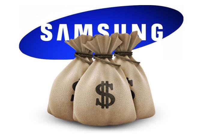 Samsung yine rekor kırdı