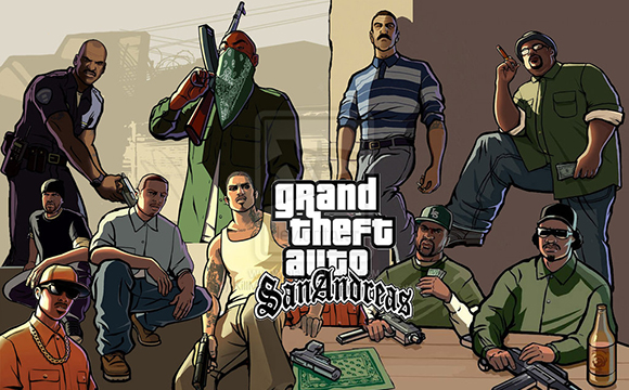 GTA: San Andreas, Windows Phone'a geldi!