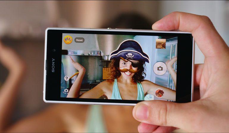 """Sony'den """"Selfie"""" yarışması"""