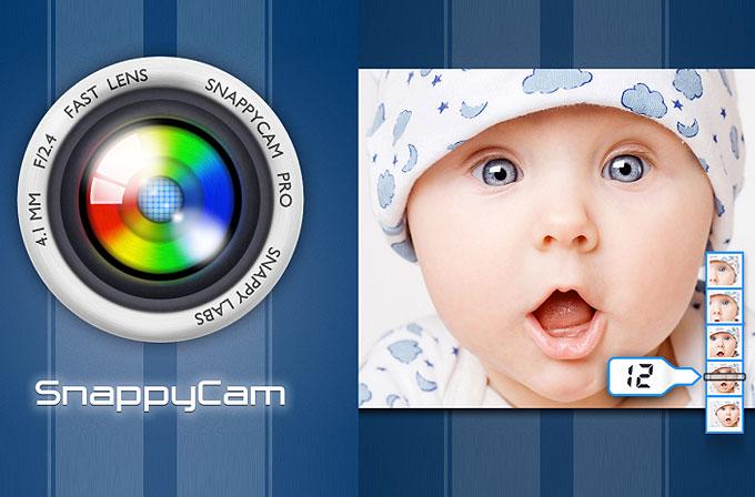 Apple, SnappyCam'in arkasındaki şirketi satın aldı!