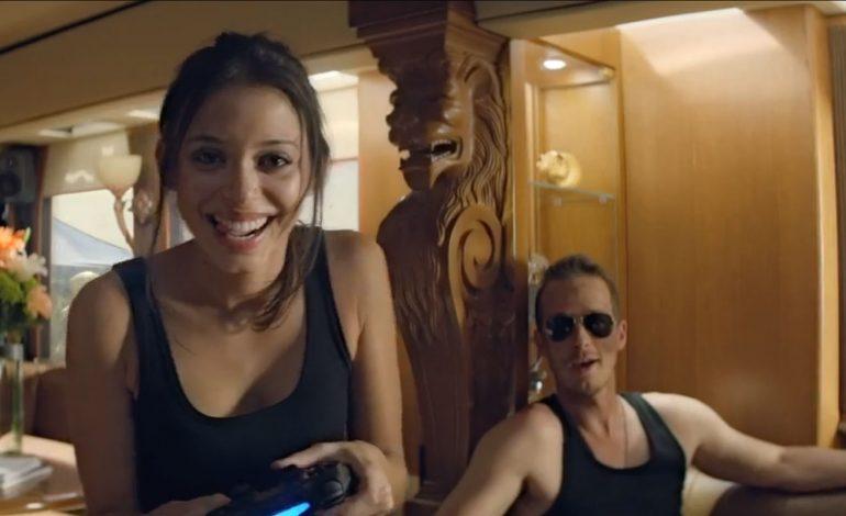 Sony'den Altın Küre ödüllerine özel reklam
